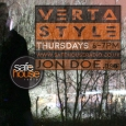 VERTASTYLE 1 - 27th Sept 2018