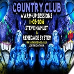 Avin it LARGE with Steve Hamlet Country Club Warm Up 11-2016