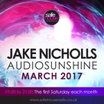 Trancemelodica - Audio Sunshine March 2017