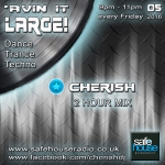 Avin' it LARGE with Cherish 05-2016