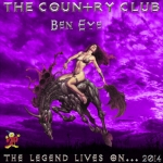 Ben Eye LIVE at The Country Club 2014