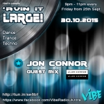 Avin' it LARGE with Jon Connor 06-2015