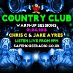 Avin' it LARGE with Chris C Country Club Warm Up