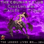 Chris Liberator - Mark EG - M Zone B2B LIVE at The Country Club 2014
