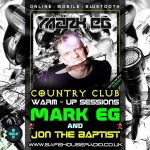 Avin' it LARGE with Mark EG - Hard Trance - Country Club Warm Up