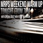 MRP Weekend Warmup Terry Wilkinson Guest Mix 13th March 2015