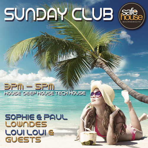 Sunday Club 21/08/2016