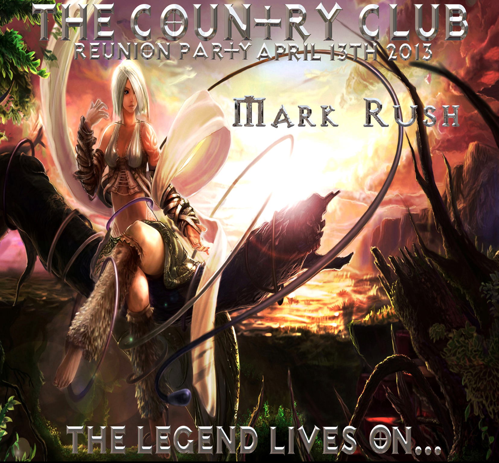 MRP LIVE at The Country Club 2013