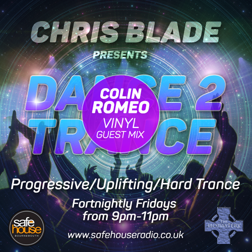 Dance 2 Trance feat. Colin Romeo Guest Mix 27/01/2017