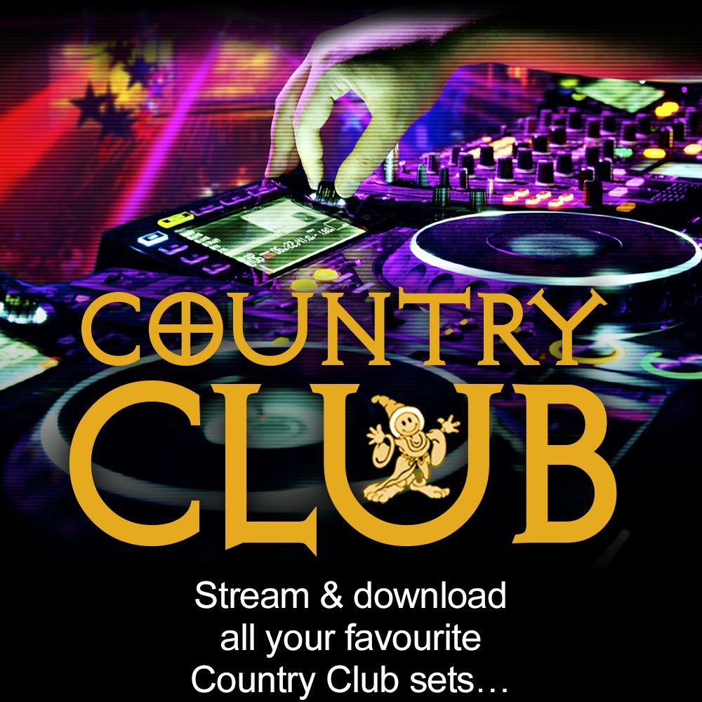 country club trance sets responsive