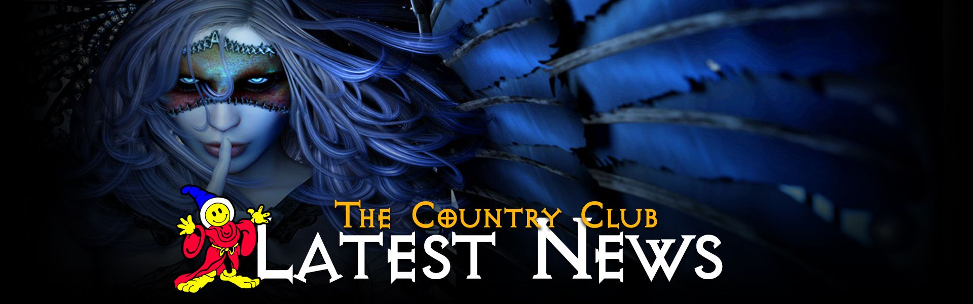 country club news cover