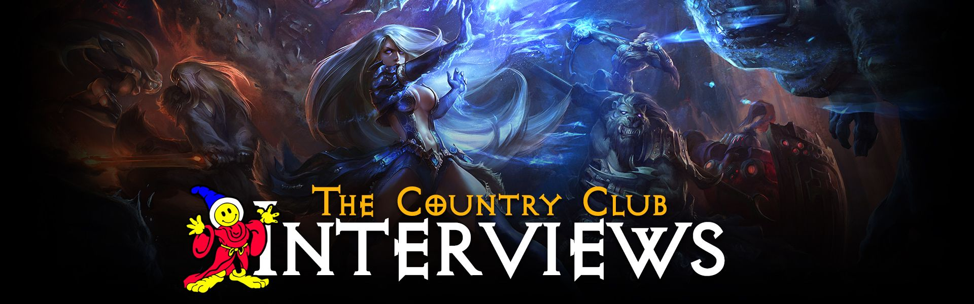 the country club interviews Cover