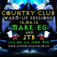 Avin' it LARGE with Jon the Baptist Country Club Warm Up 16-2016