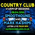 Avin' it LARGE with Smoothound Country Club Warm Up