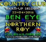 Avin' it LARGE with Northern Roy Country Club Warm Up