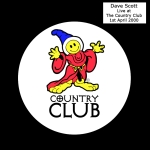 Dave Scott LIVE at The Country Club 01-04-2000