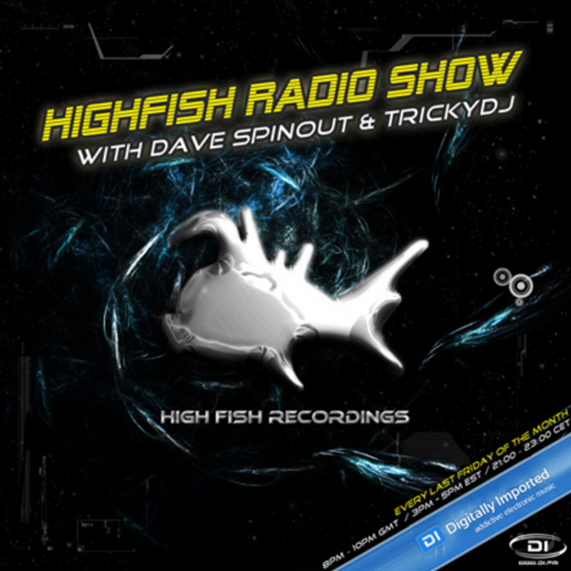 Highfish Radio Premonition 10th Birthday Nov 2013